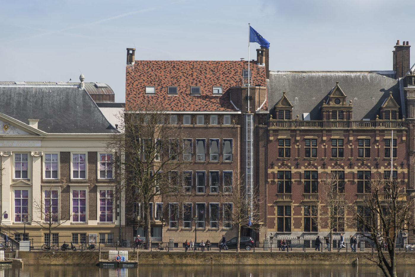 Huis van europa den haag braaksma roos architectenbureaubraaksma roos architectenbureau - Deco buitenkant huis ...