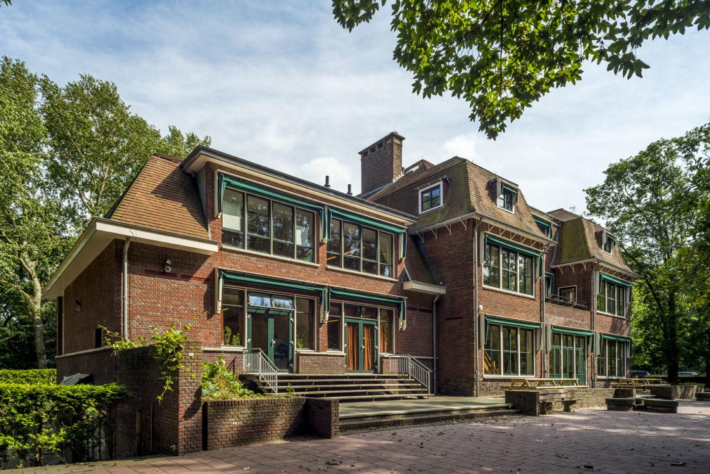 Architectenbureau Den Haag : Nutsschool den haag braaksma roos architectenbureaubraaksma